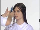 Vidal Sassoon   How To Cut Layers in Long Hair   Cascade haircut