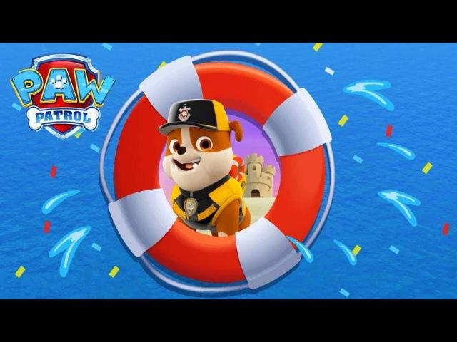 Paw Patrol Sea Patrol. Gameplay. Kids Games Online