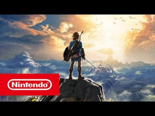 The Legend of Zelda: Breath of the Wild — Трейлер Презентация Nintendo Switch