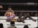 Бой Такада против Ямазаки Бушидо Nabuhiko Takada vs Kazuo Yamazaki
