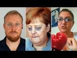 Iranerin zerlegt Merkel und Islam - Laleh Hadjimohamadvali im Gespr