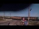ПРОСТО УЖАС! ЖЕСТОКОЕ ДТП Авария на ж/д переезде Нагаево. Город Уфа 2017