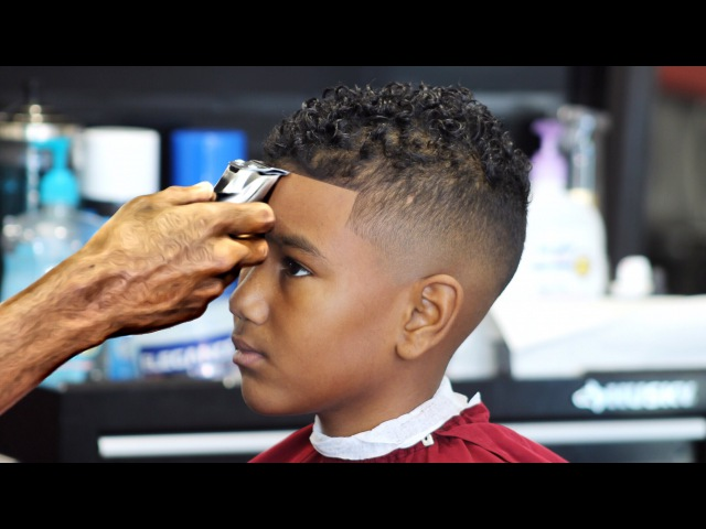 *FULL LENGTH* TUTORIAL On How to Cut A Fohawk HD