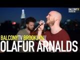 OLAFUR ARNALDS - OLD SKIN (BalconyTV)