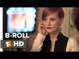 Miss Sloane B-ROLL (2016) - Jessica Chastain Movie