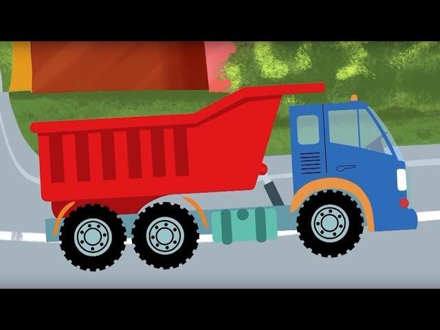 Kinderlieder - ein lustiges Lied für Kinder über die Ampel.