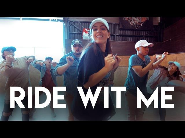 RIDE WIT ME Choreography | Megan Batoon