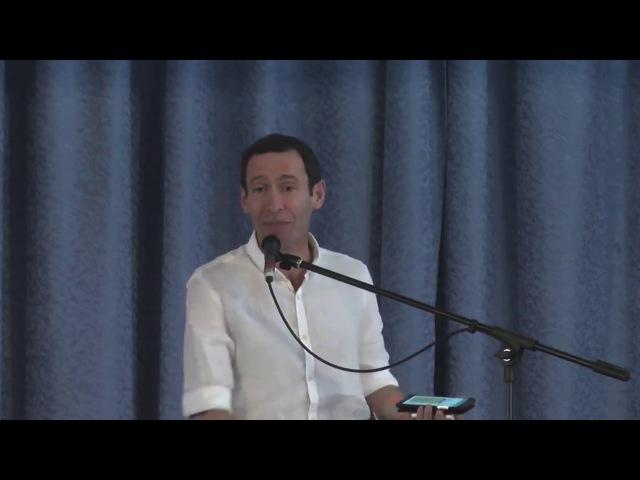 Проповедь «Сила веры» - Максим Лившиц (09.07.2017)