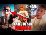 C-Kan Antes de Ser Famoso (Recopilacion de Freestyle) 2017 HD