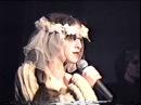 Орёл 2000. Елена Яковлева в роли Мери А. С. Пушкин. «Маленькие трагедии» «Пир во время чумы».
