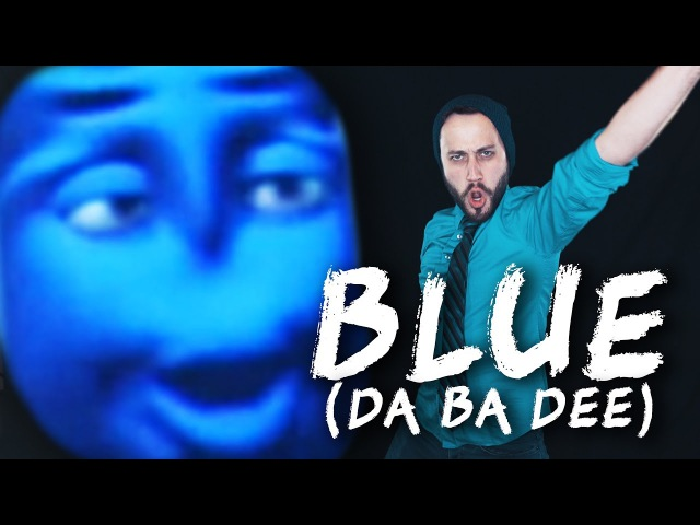 BLUE DA BA DEE (Eiffel 65) - Metal cover version by Jonathan Young ToxicXEternity