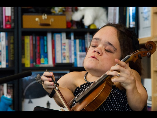 Gaelynn Lea NPR Music Tiny Desk Concert
