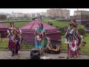 Давно не получал такого кайфа от музыка - индейцы в Москве!
