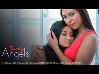 Ally Breelsen & Shrima Malati HD 720, lesbian