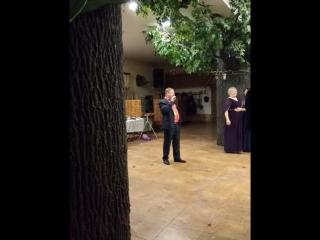 Полная импровизация))Когда гости умеют петь))#полныйимпровизотгостя#амы поембезрепетиции#интересныйгостьнасвадьбе#душапоет#