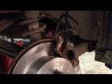 Замена задних тормозных дисков Toyota Corolla