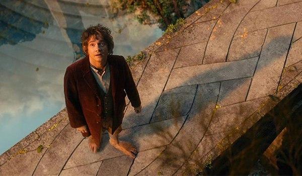 Загадки Голлума из фильма Неожиданное путешествие (2012)