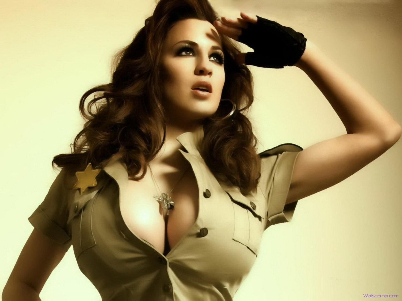 Фотографии девушек с шикарной грудью