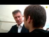 Ройзман встретился с Соколовским