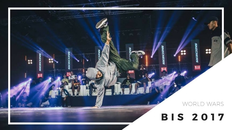 Ice Ivey Sky vs Elnino Gen Roc -- BIS 2017 - Skechers World Wars -- Freshit Tv | УЛИЧНЫЕ ТАНЦЫ