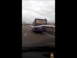 Когда автобус просит дрифта