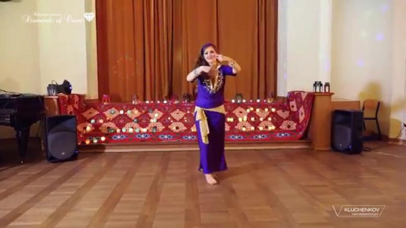 Marzena Antas Shaabi 1st Place @ Diamonds Of Orient 2016 6616
