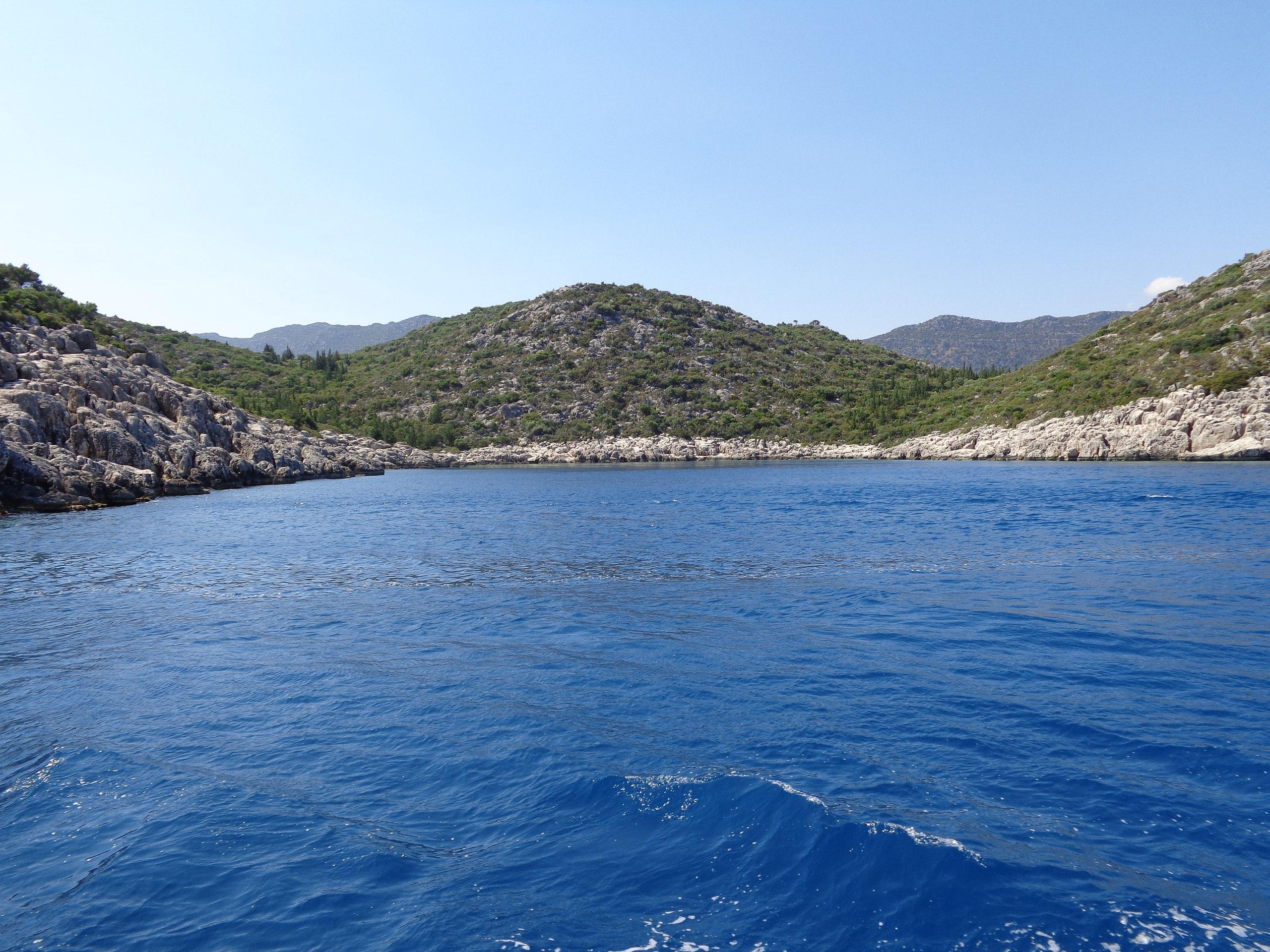 Маленькое путешествие по морю - фотографии
