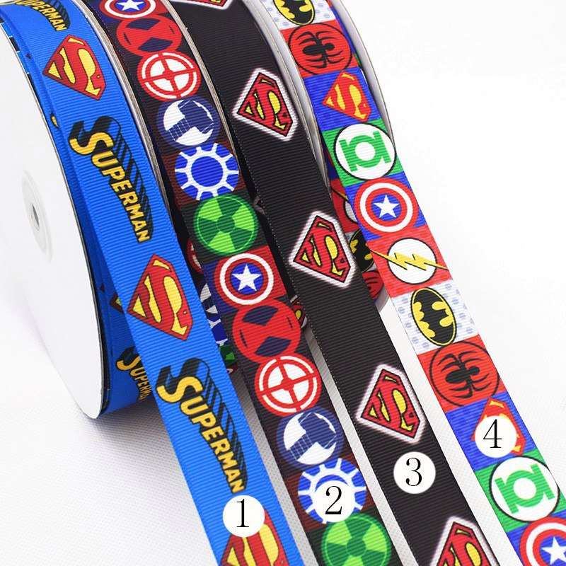 Супергеройская корсажная лента