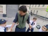 ШОК! Данилу Козловского задержали в центре Москвы за чтение Шекспира! Вечерний Ургант