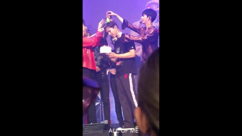 [VK][18.06.17][Fancam] Happy B-Day of members from Shownu @ Beautiful in Seoul D-2 » Freewka.com - Смотреть онлайн в хорощем качестве