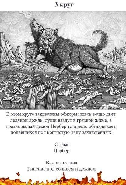 36x05xAA1DQ - 9 кругов ада в картинках