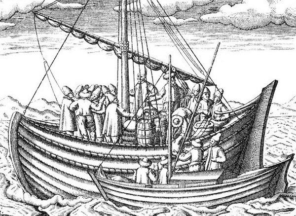 Русские морские казаки (варяги)