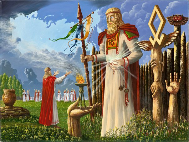 Боги и Богини, их значение в нашей жизни