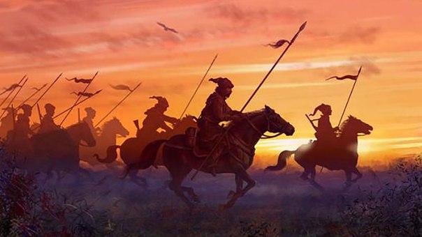 Сословие воинов, управленцев и защитников своего рода