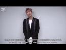 RUS SUB 05 04 17 Gaeko's Gajah Featuring Rap Monster Greeting Video