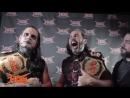 Hous of Glory (HOG) ~ 17.12.2016: Broken Hardy Boyz & Dudley Boyz ✔
