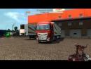 Игра Euro Truck Simulator 2 Карта Московской области 8,0 (1,28)