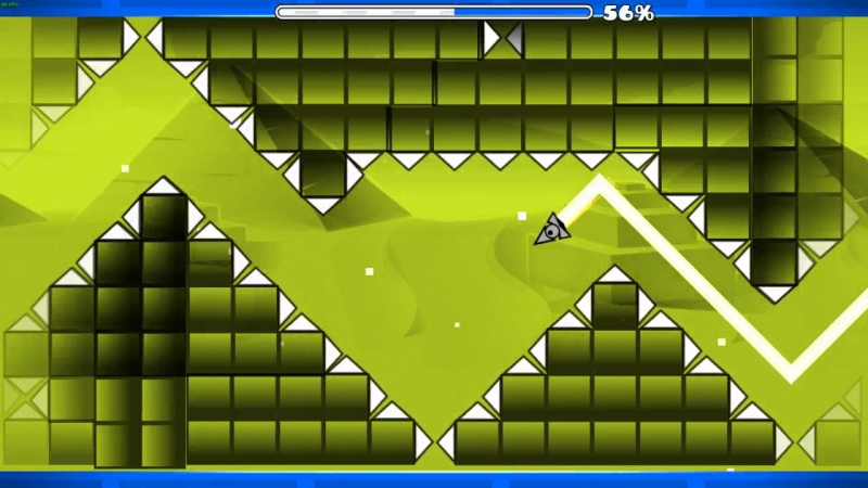 Geometry Dash - Egypte (Easy Demon)