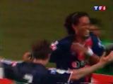 Красивый гол Роналдиньо за ПСЖ.
