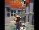 Танцы на фонтане