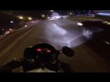 Yamaha R6 vs. BMW M6 - TOP SPEED PERFOMANCE