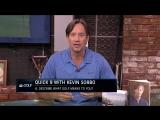 Блиц-опрос 9 вопросов для Кевина Сорбо от  Golf Channel