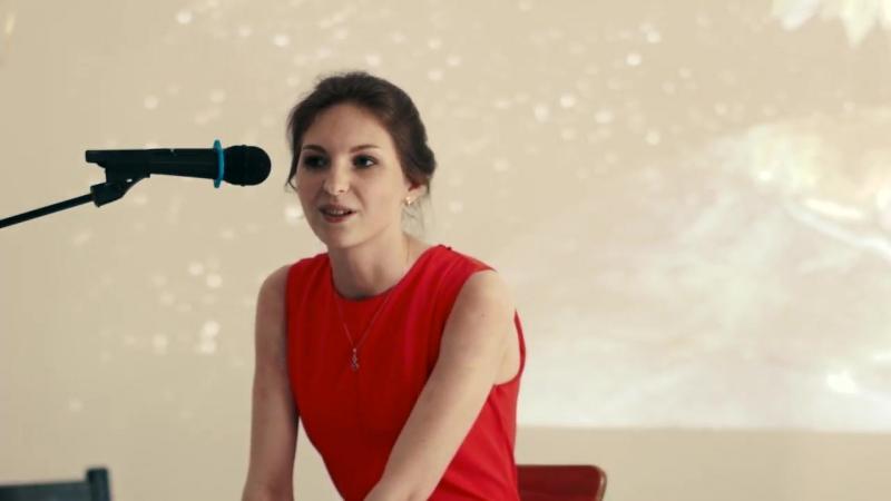 Алёна Денисова - Я так много могла бы (Девочка на шаре 22.06.2017)