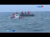 Крушение Ту-154 над Черным морем. Погибли 92 человека