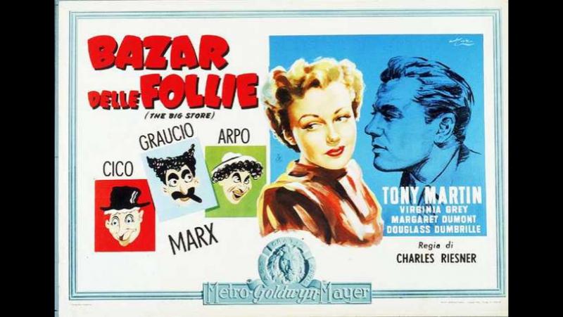 I Fratelli Marx - Il bazar delle follie(1941)Charles Reisner-