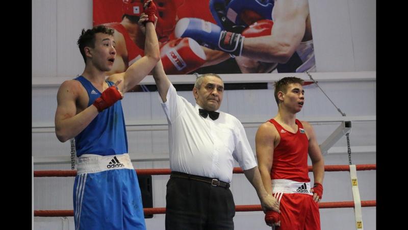 Криванков Иван Мурзанов Ербол