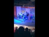 Египетский танец в моём исполнении!