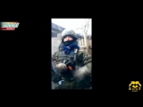 20 февр. 2015 г. Чернухино   последний день укропа.  Трофейное видео