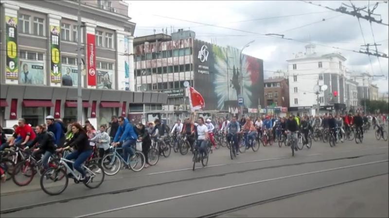 Велодень 2017! Площадь Мира / Красный мост! 28 мая. Город Орёл!