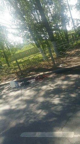 Фото: в Улан-Удэ на Левом берегу грузовик насмерть сбил пенсионера
